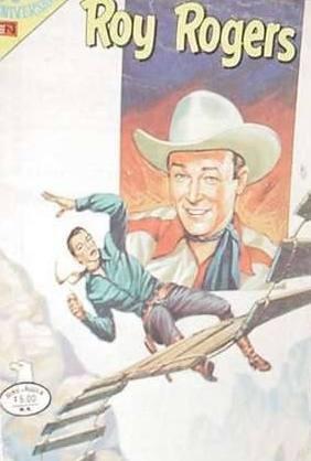 revista cowboy roy rogers 2-458 armamos lotes de revistas