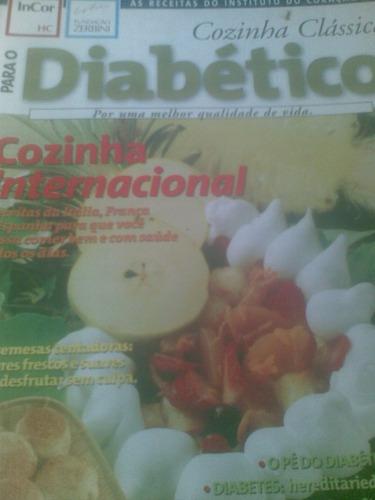 revista / cozinha clássica diabético