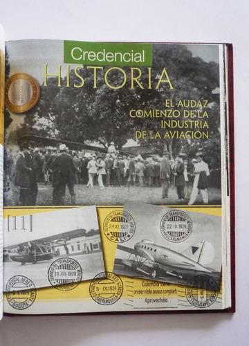 revista credencial historia origenes de la industria
