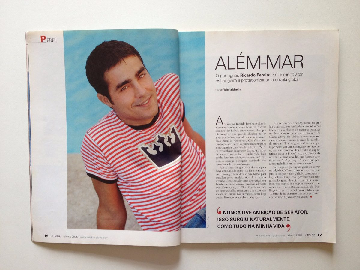 a91dcdb5d7 Revista Criativa Carolina Dieckmann N°191 Ano 2005 - R  23