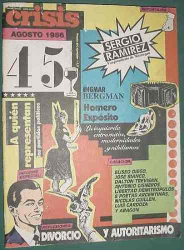 revista crisis ago86 bergman divorcio autoritarismo exposito