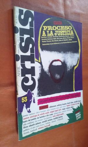 revista crisisnº 53