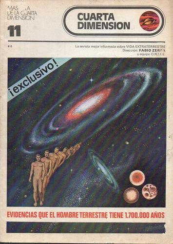 revista cuarta dimension 11 - director fabio zerpa