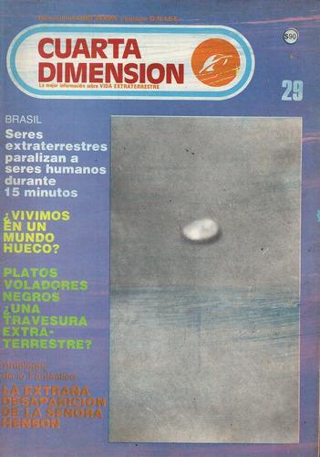 revista cuarta dimension 29 - director fabio zerpa
