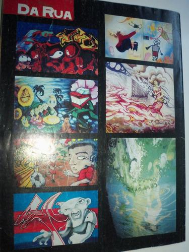 revista da rua  #03 rap + dj + mc + break + graffiti e +