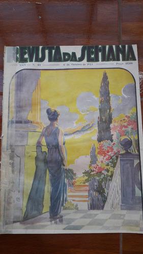 revista da semana nº41 de 1923