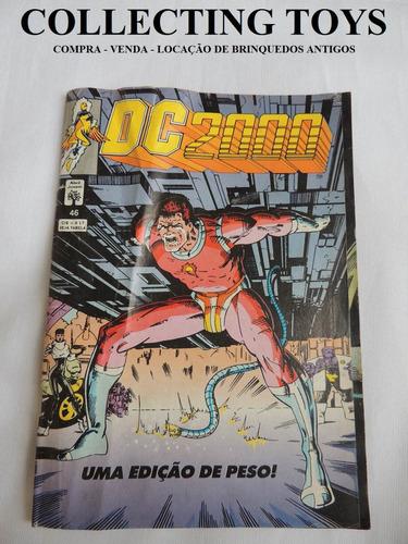 revista dc 2000 - starman  - nº 46 - anos 90  (a 15)