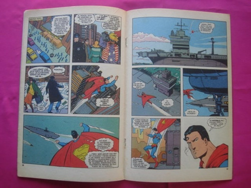 revista dc superman n° 39 - editorial zinco  - ed española