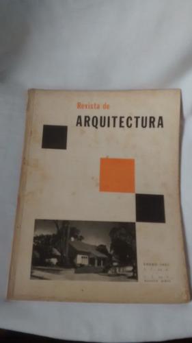 revista de arquitectura - enero 1951 - s. c. de a.