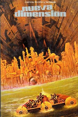 revista de ciencia ficción y fantasía nueva dimensión n° 139