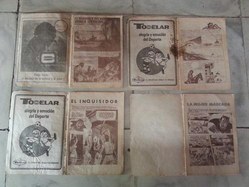 revista de comics antigua el caballo del diablo precio x c/u