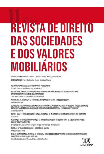 revista de direito das sociedades e dos valores mobili nº11