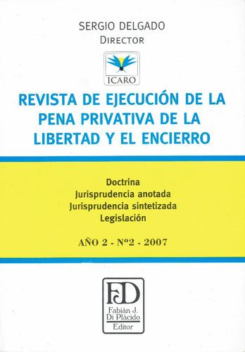 revista de ejecución de la pena privativa de la libertad