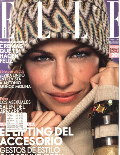revista de moda -.elle- nro. 241 octubre  2006- en español