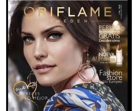 revista de productos,cosméticos y accesorios