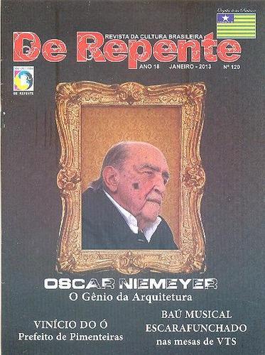 revista de repente: oscar niemeyer / ano 18 nº120