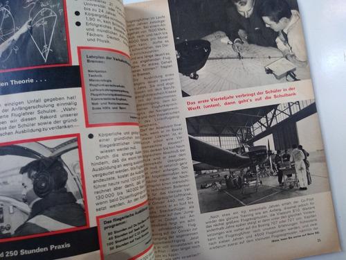 revista de tecnologia em alemão de 20/1966 - hobby --