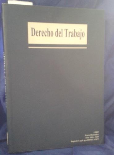 revista del derecho del trabajo 1 ( usado)