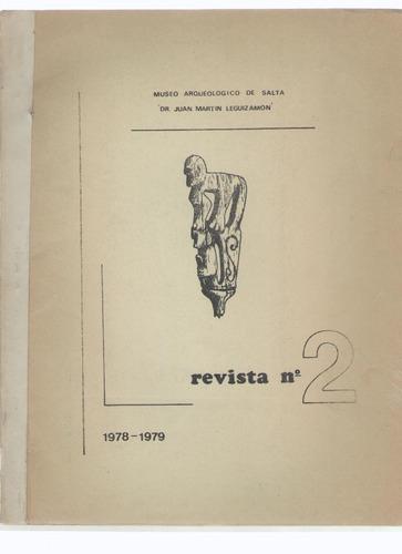 revista del museo arqueológico de salta juan m. leguizamón