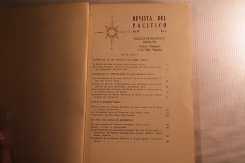 revista del pacifico 1967 numero 4