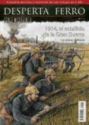revista desperta ferro. contemporánea, nº 1, año 2014. 1914,