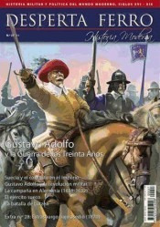 revista desperta ferro. moderna, nº 27, año 2017. gustavo ad