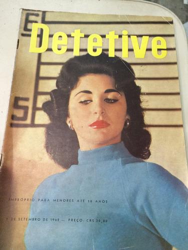 revista detetive nº 17 -  setembro 1962
