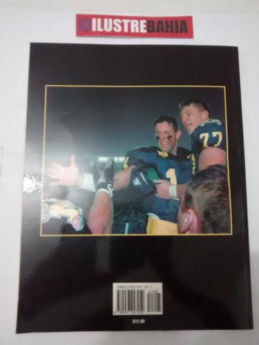 revista detroit free press michigan championship 1998 inglês