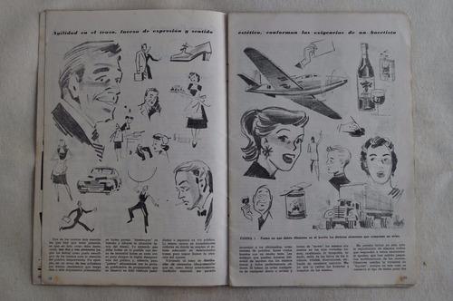 revista dibujantes pascual güida año 2 nro. 9 octubre 1954
