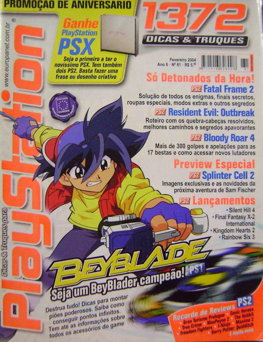 revista dicas e truques para playstation