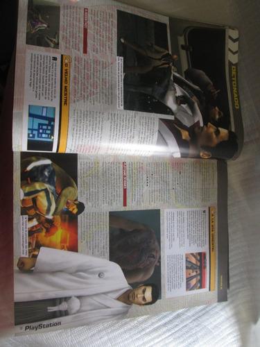 revista dicas & truques para playstation edição 117