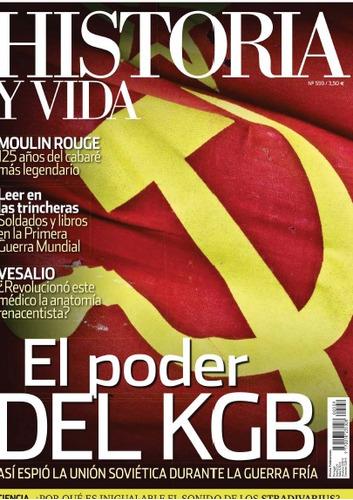 revista digital - historia y vida - el poder de la k g b