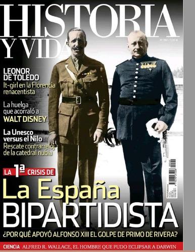 revista digital - historia y vida - la españa bipartidista