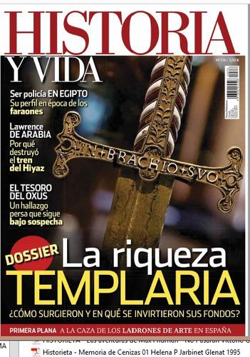 revista digital - historia y vida - la riqueza templaria