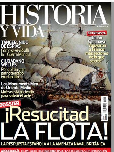 revista digital - historia y vida - resucitad a la flota