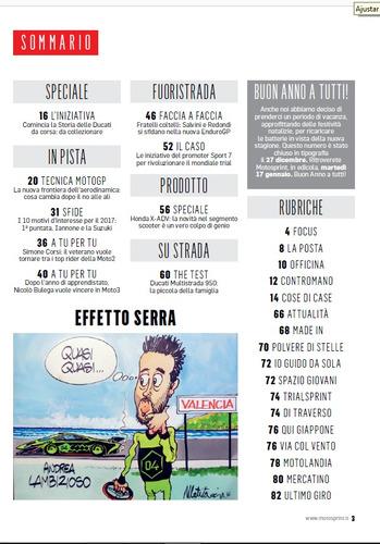 revista digital idioma italiano - moto sprint