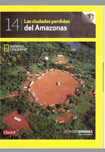 revista digital - ngh - las ciudades perdidas del amazonas