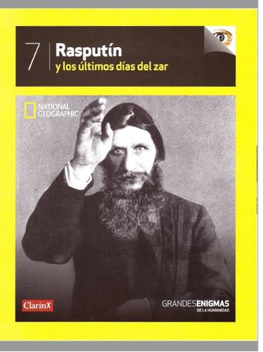 revista digital - ngh - rasputín y los últimos días del zar
