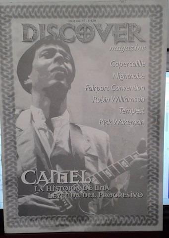 revista - discover - 1997 - camel - argentina