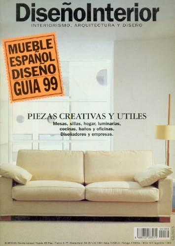 revista diseo interior arquitectura mueble espaol 10000 en mercado libre - Revistas De Diseo De Interiores