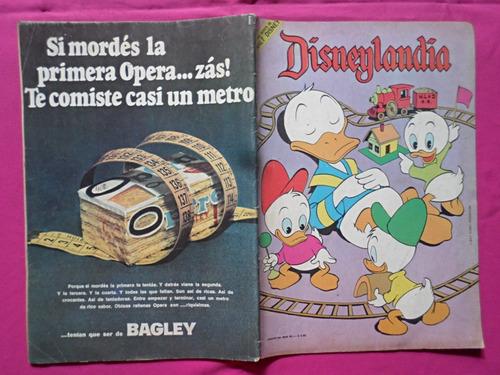 revista disneylandia n° 462  editorial tucuman walt disney