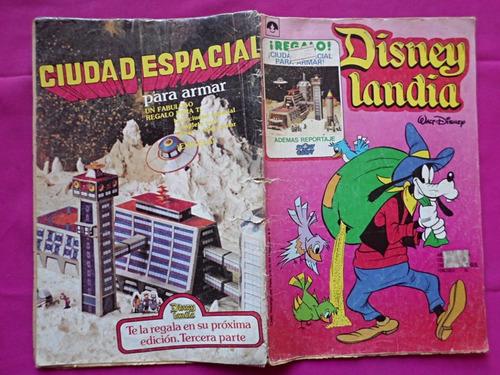 revista disneylandia n° 56 editorial tucuman walt disney