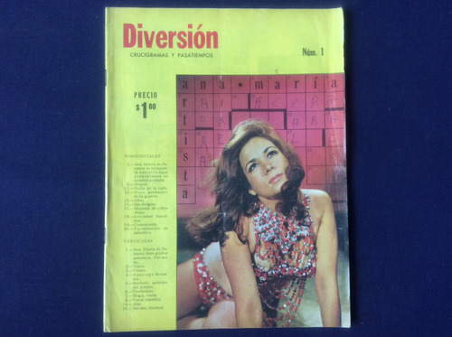 revista diversion num 1