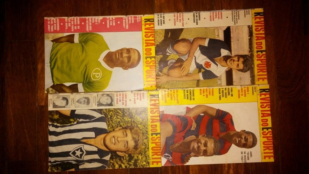 b22f7efeb Características. Nome da revista Revista do Esporte ...
