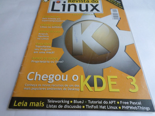 revista do linux - 2 unidades  numero 28 e numero 2 antigas