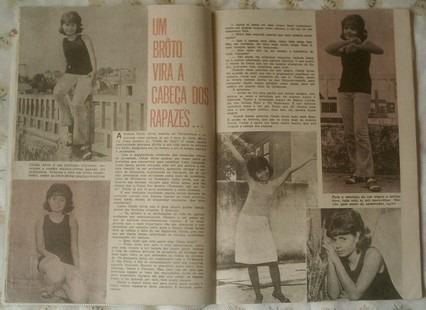 revista do rádio n° 875 -ano 1966 -moacir franco e herdeiros