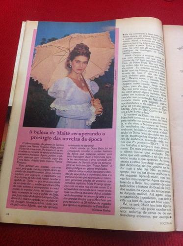 revista doçura maitê proença musa culinária jornal d mulher