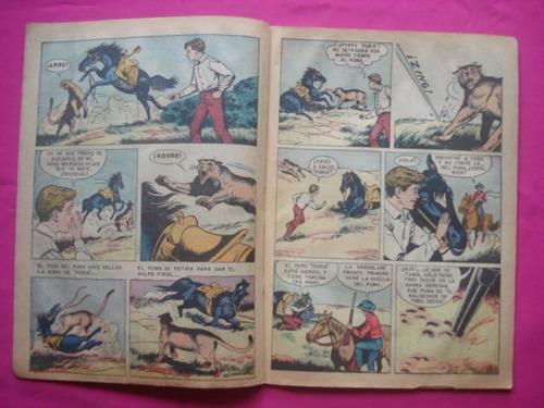 revista domingos alegres n° 366 furia - ed. novaro 1961