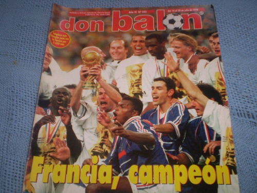 revista don balon
