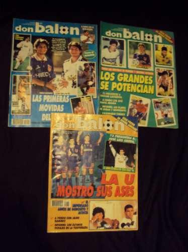 revista don balon año 1996 numeros entre 184 y 192 (8)